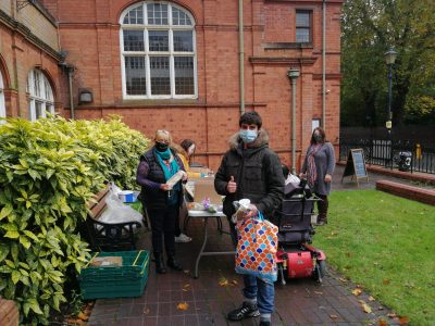 Funding boost for Covid support projects in Walsall