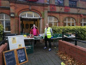 Sharing to feed the most in need Across Walsall