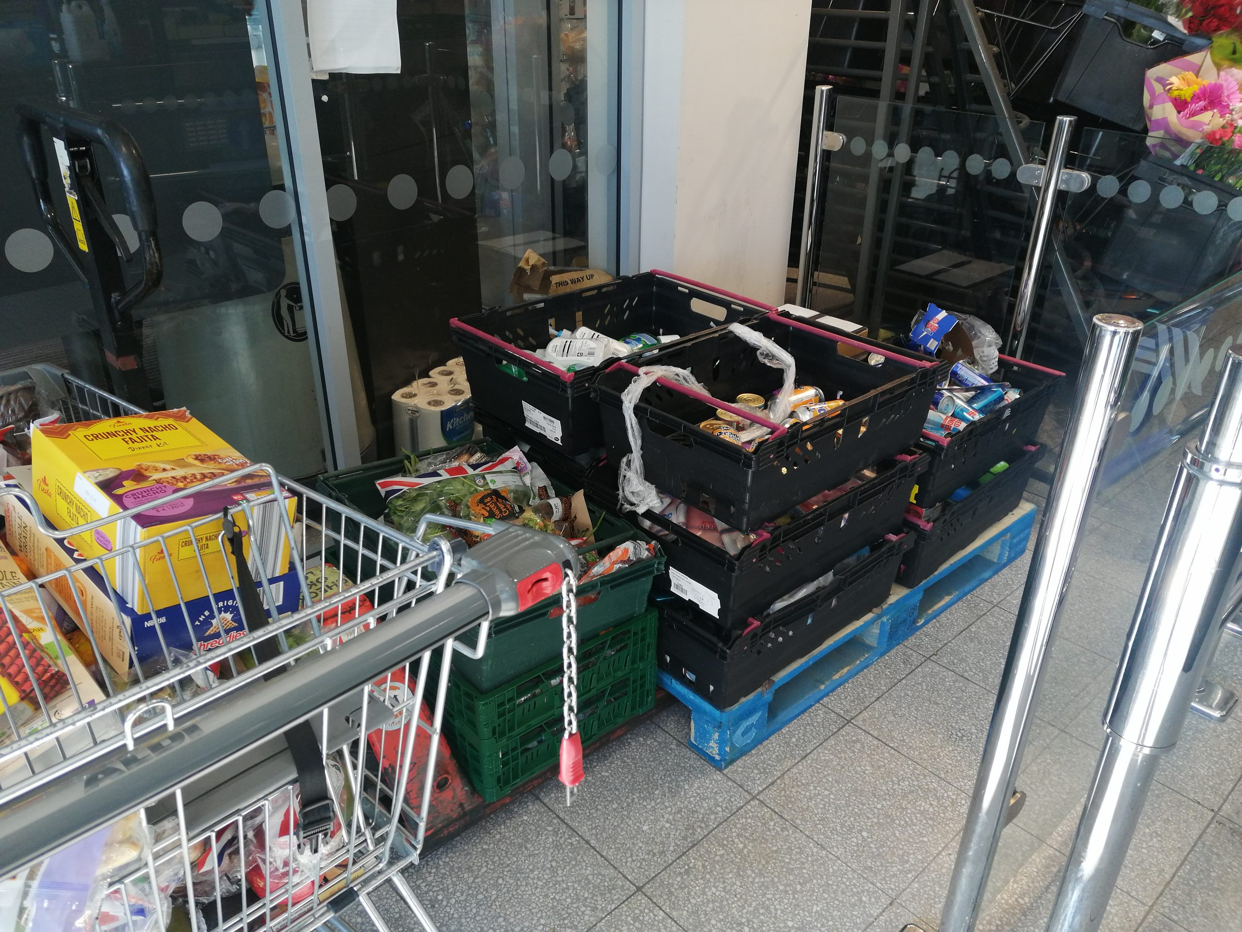 Thank you for the support of our local stores. Lots of families will be happy